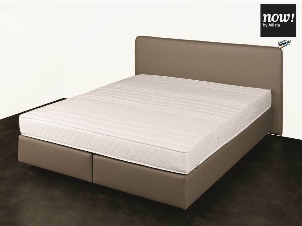 BOXSPRINGBETT NOW BY Hülsta 180x200 cm taupe NEU - EUR 1.939,00 ...