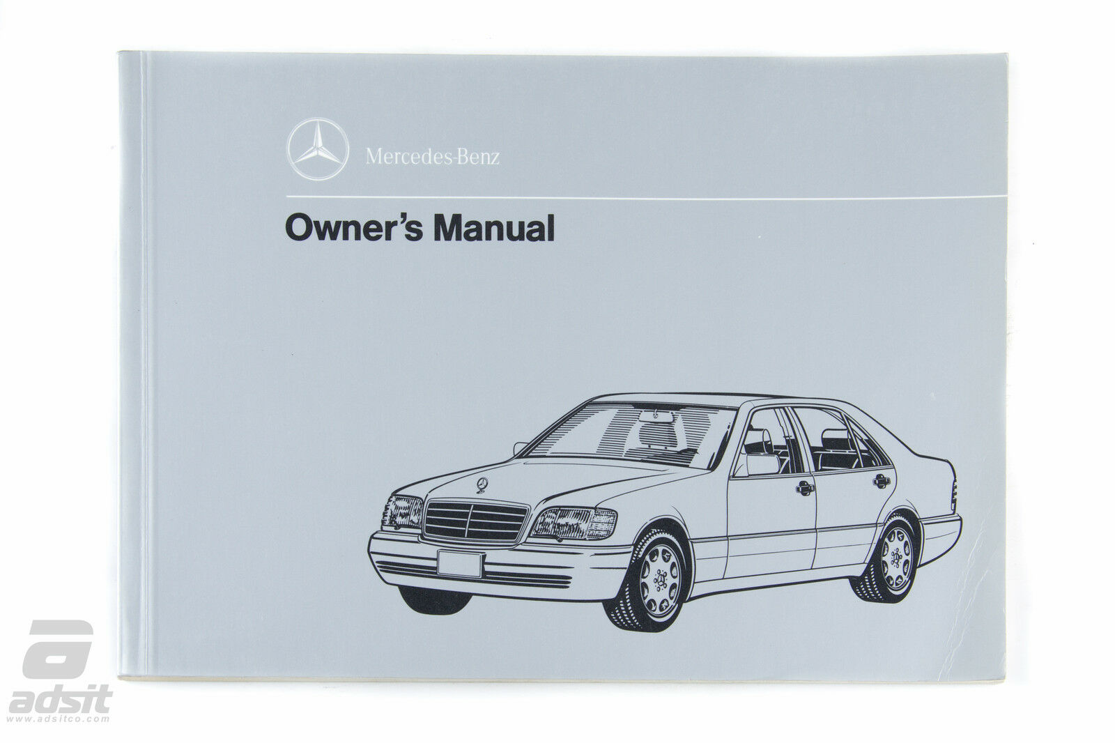 Mercedes-Benz Owner's Manual 1995 S350 Turbo Diesel *6515201313 *1405845097  1 of 1Only 1 available ...