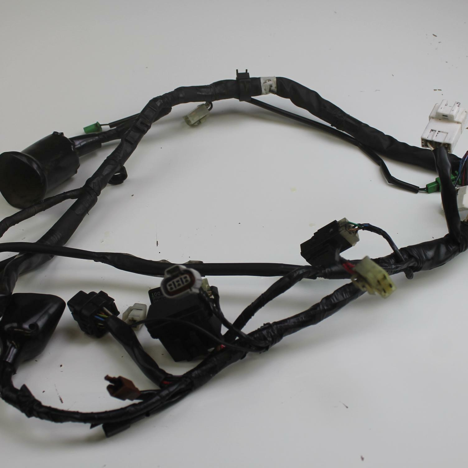 2002 Yamaha Fz1 Main Engine Wiring Harness Motor Wire Loom 2371 1 Of 11only Available