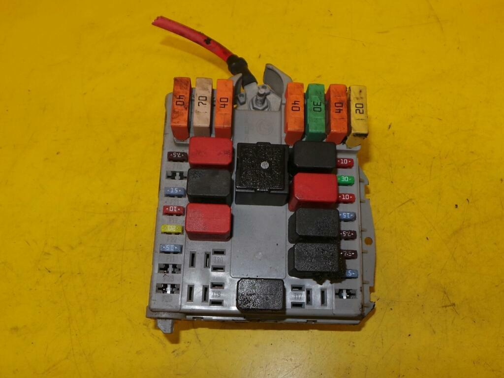 2009 Fiat Doblo 19 Diesel Fuse Box 2799 Picclick Uk In Stilo 1 Of 2only Available