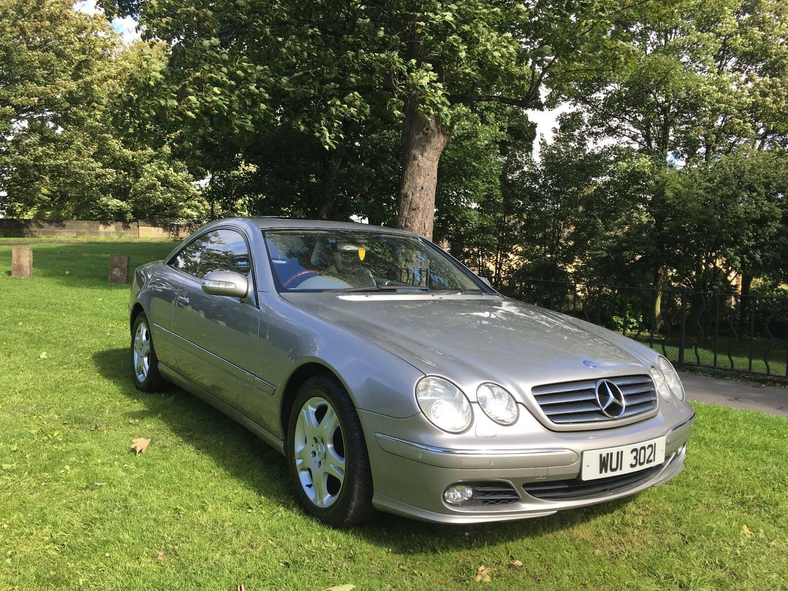 2006 mercedes cl500 auto cubanite silver stunning gt with. Black Bedroom Furniture Sets. Home Design Ideas