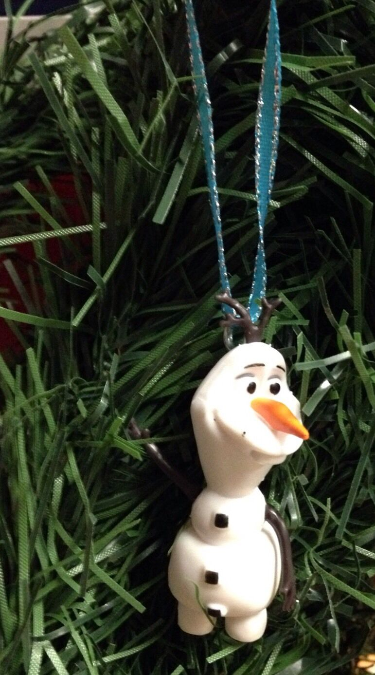 DISNEY FROZEN OLAF Holiday Christmas Ornament Inch NEW - $5.99 ...