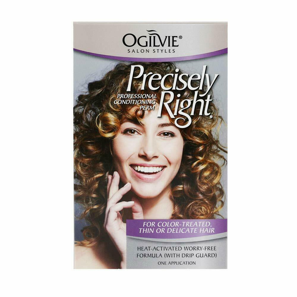 Ogilvie Precisely Right Perm Professional Conditioning Fresh Scent