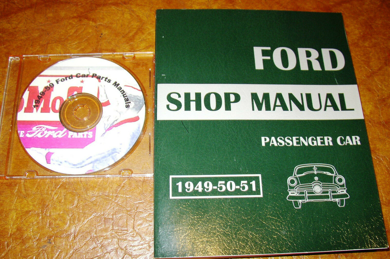 1949 1950 1951 49 50 51 Ford Service Manual Shop Book Victoria Wiring Diagram Further Gmc Cheyenne Pickup Truck On F1 1 Of 9only Available See More