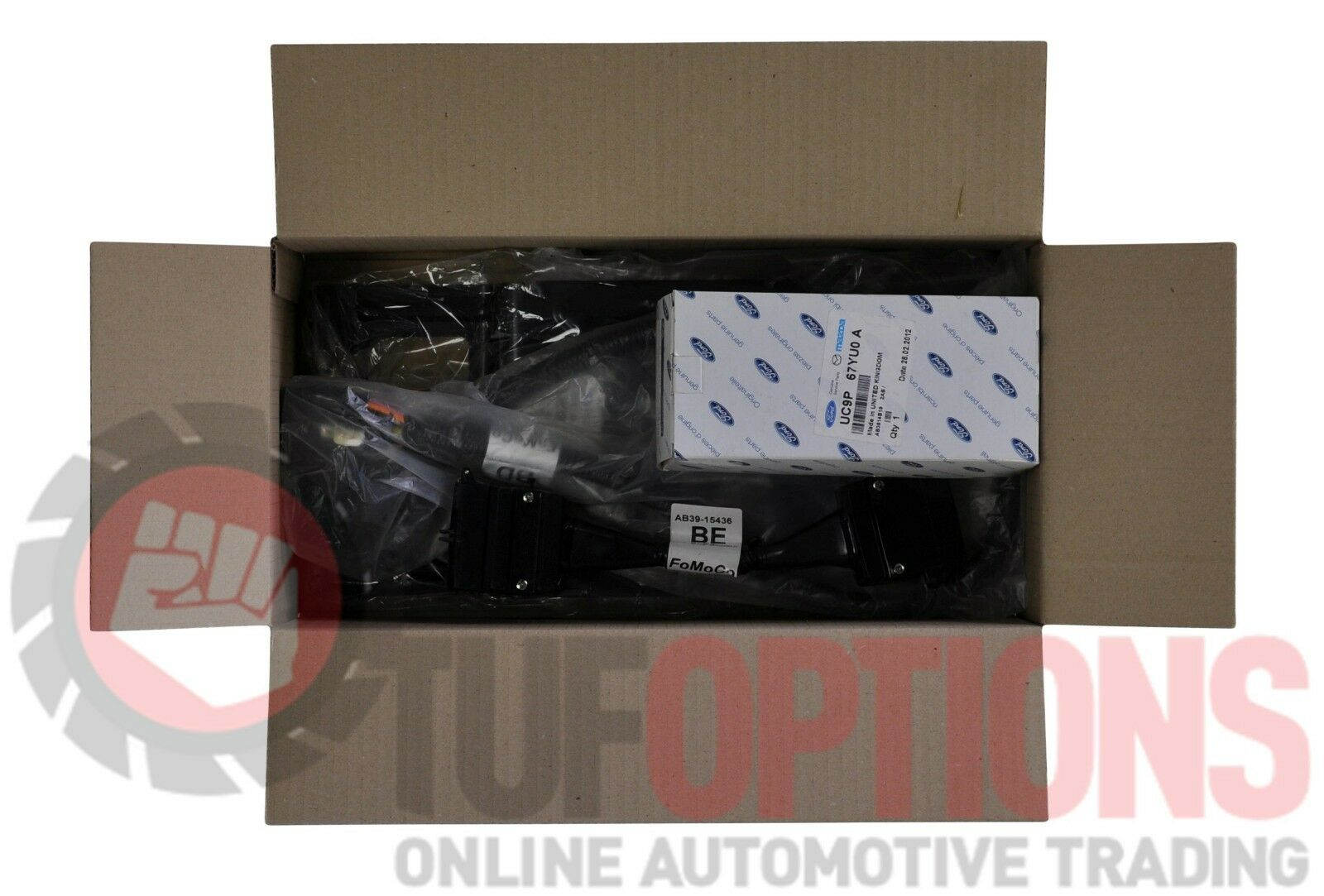 New Genuine Ford Px Ranger Trailer Towbar Wiring Harness Kit Led Non 1 Of 12only 2 Available See More