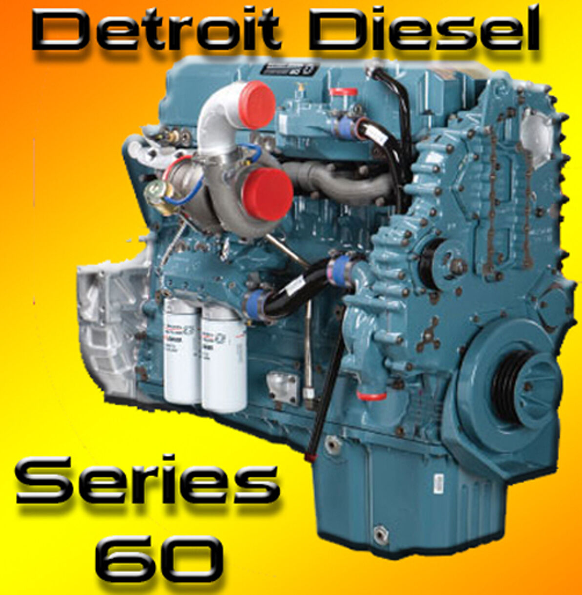 Detroit Diesel Series 60 Complete Repair Service Workshop Manual Latest  Revision 1 of 1Only 5 available ...