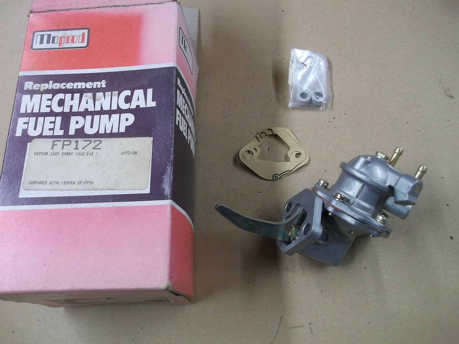 Datsun Nissan Sunny 120y A12 New Fuel Pump 499 Picclick Uk 1 Of See More