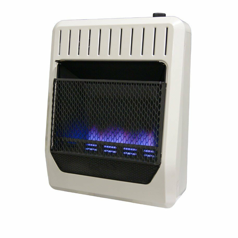 HEATER / STOVE Propane & Natural Gas Fired - 20,000 BTU