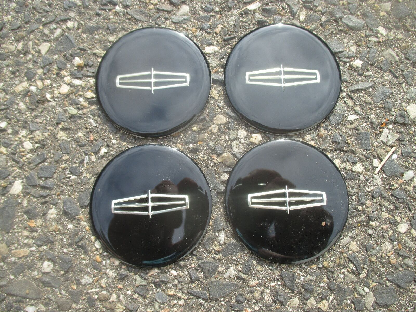 Lincoln emblems stickers logos badges for hubcaps wheel covers alloy wheels