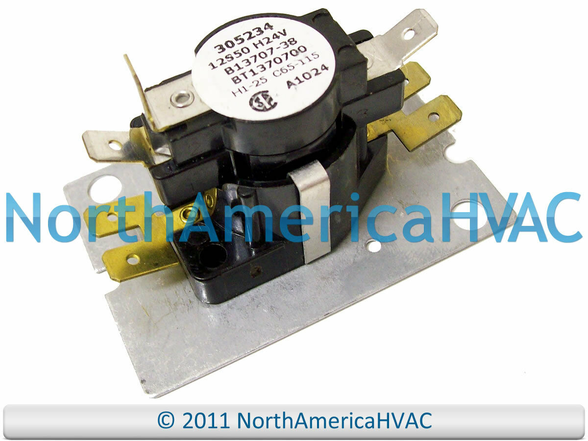 New Goodman Janitrol Blower Motor Relay Fan B1370738 2999 Picclick Air Handler Wiring Diagram For Ar61 1 Of 1free Shipping