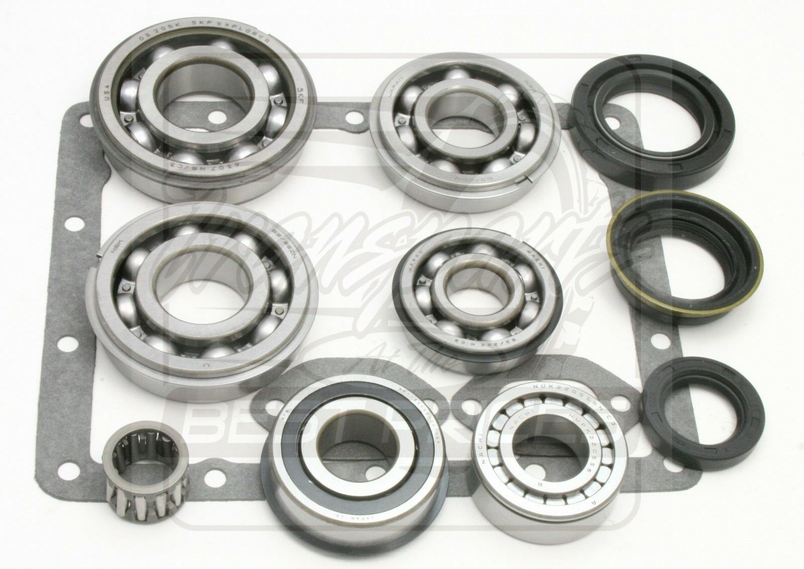 Mazda 5 Spd Transmission Trans Bearing Rebuild Overhaul Kit 1987 95 Suzuki Samurai Gearbox 1 Of See More