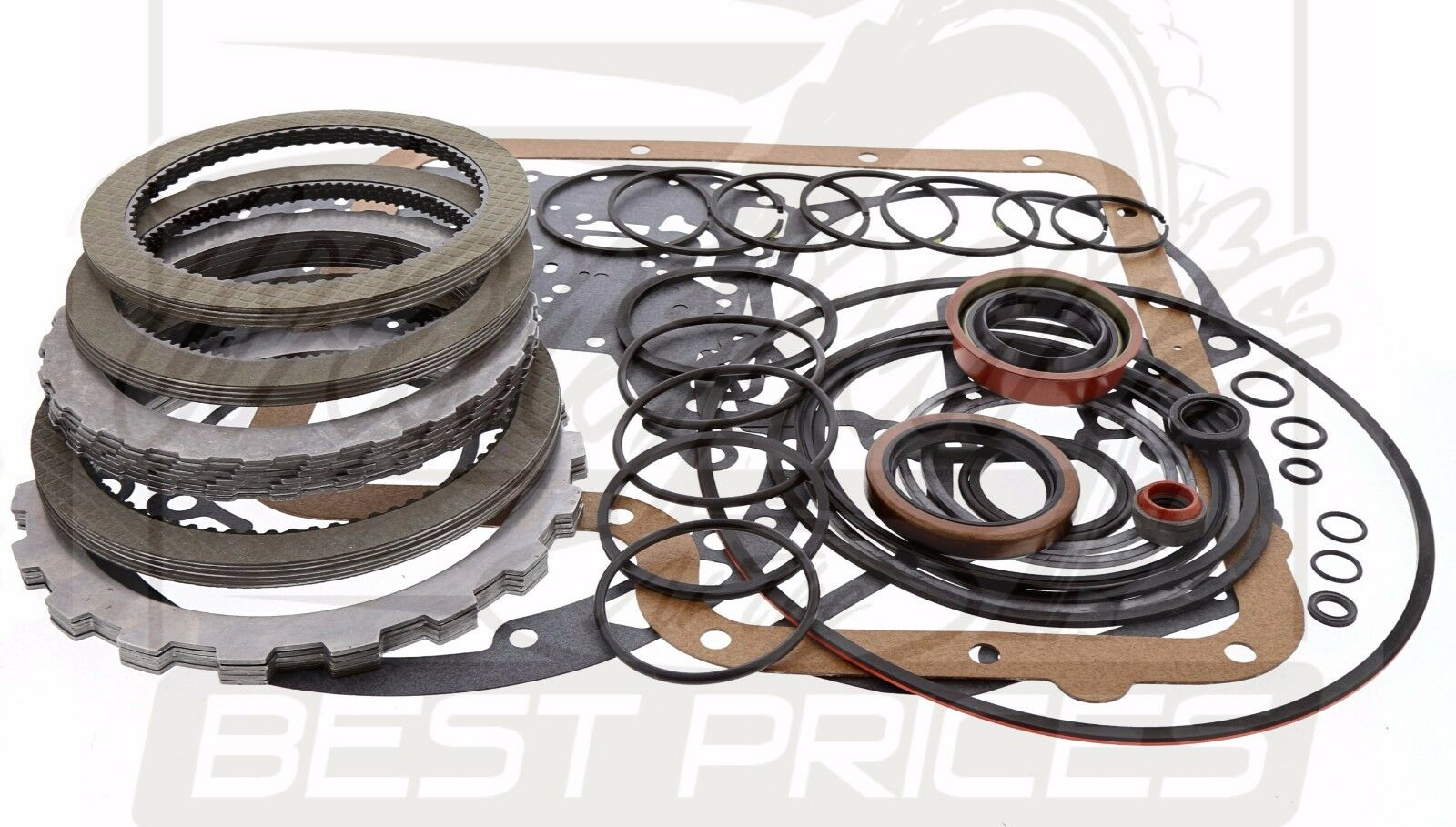 Ford C6 C 6 High Energy Transmission Rebuild Kit 76 96 8975 1 Of 2 See More