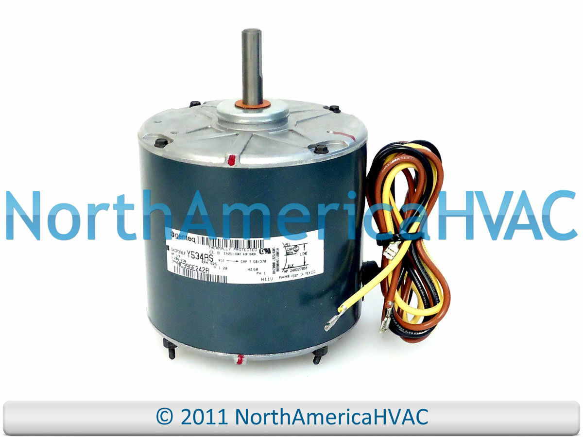 Oem Carrier Bryant Payne A C Condenser Fan Motor 1 4 Hp 230 Hvac Capacitor Wiring Diagram Of See More