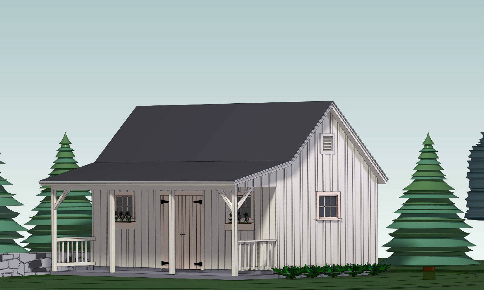 Floor plans moreover shed roof plywood on 12 x 24 house floor plans