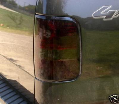 04 08 ford f150 smoke tail light precut tint cover smoked overlays. Black Bedroom Furniture Sets. Home Design Ideas