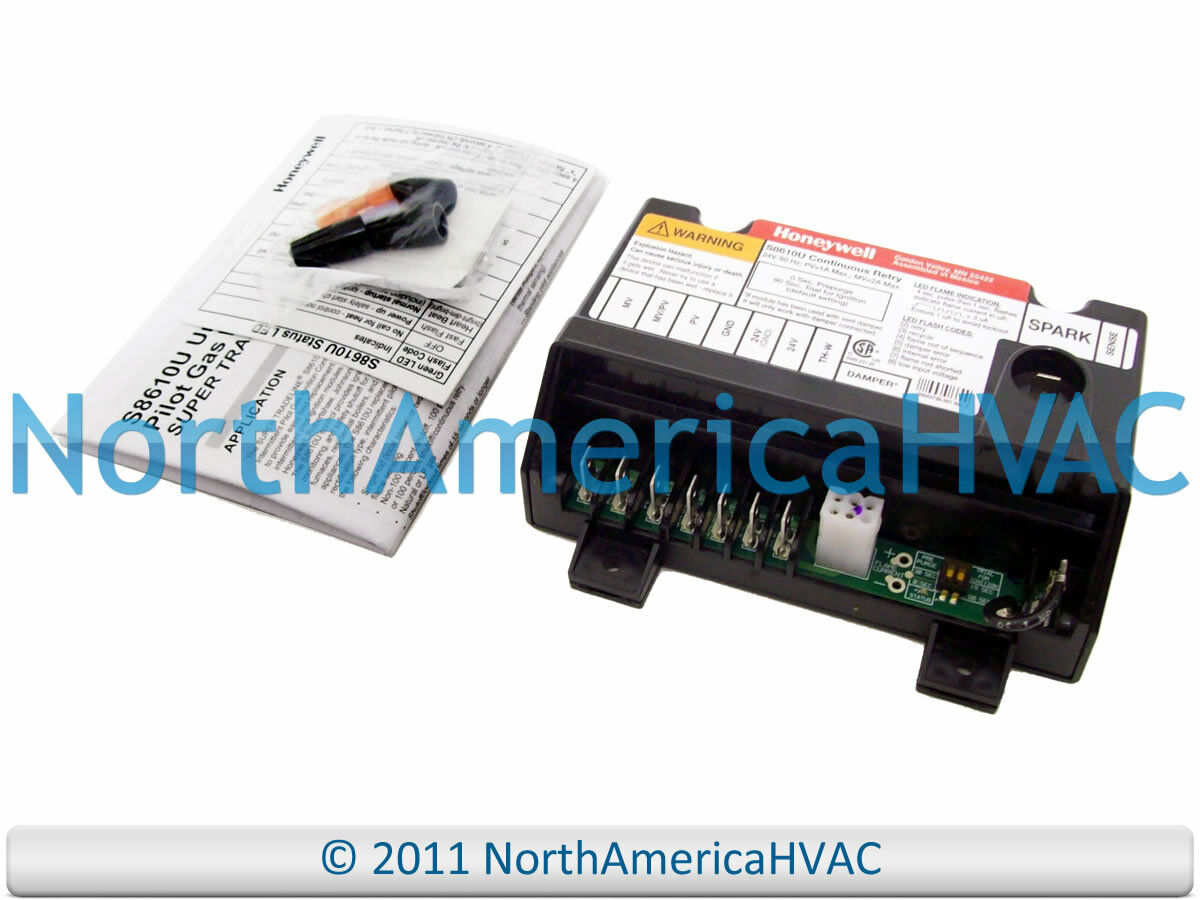 Johnson Controls Furnace Ignition Control Board G67bg 5 G67mg 1 Thermostat Wiring Diagram Of 1free Shipping