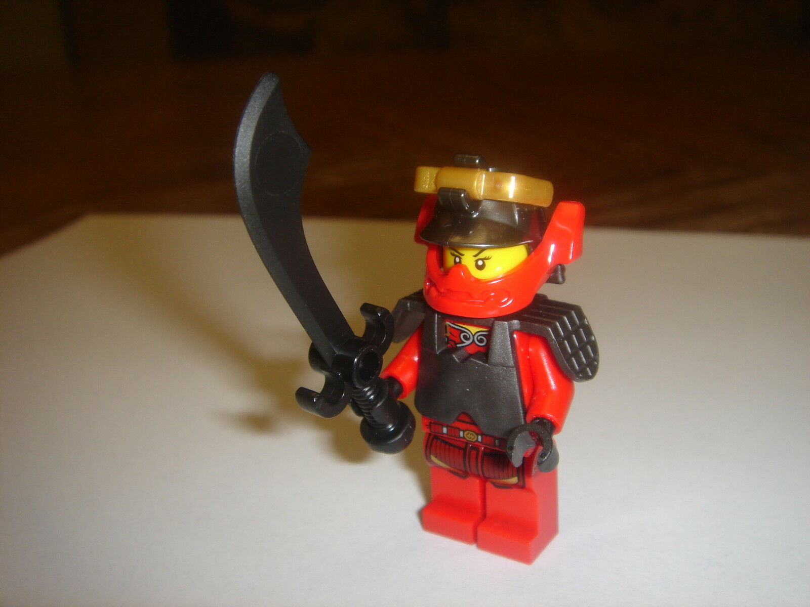 Lego Ninjago Samurai X Minifigure With Weapon New 1143 Picclick 70596 Cave Chaos 1 Of 3only 3 Available