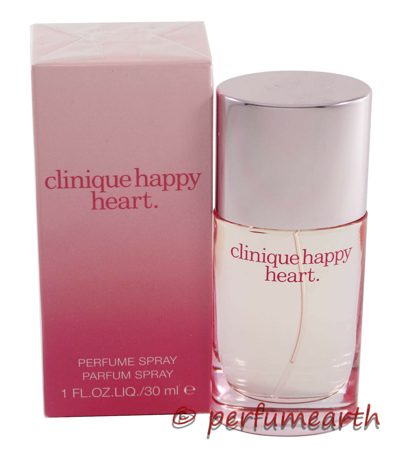 Clinique Happy Heart 10 Oz Perfume Spray New In A Box For Women By 1 Of 1free Shipping