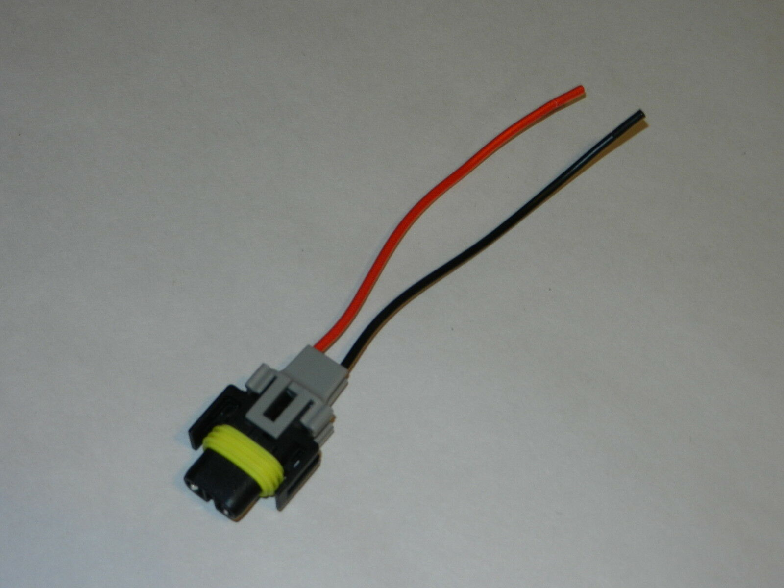 Vss Vehicle Speed Sensor Connector Wiring Harness Plug Gm Tpi Tbi 700r4 1 Of 1free Shipping