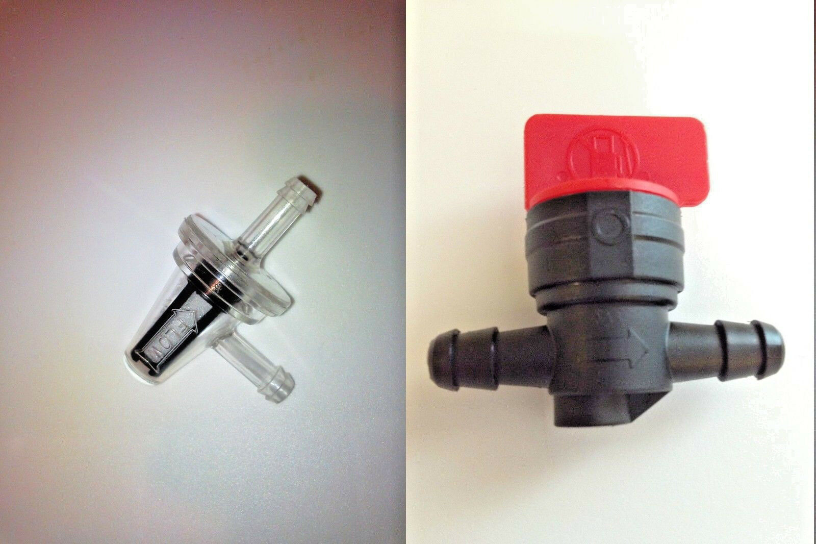 For Honda Fuel 90 Filter Gas Inline Shut Off Valve Switch Kit Virago 250 1 Of 9 See More