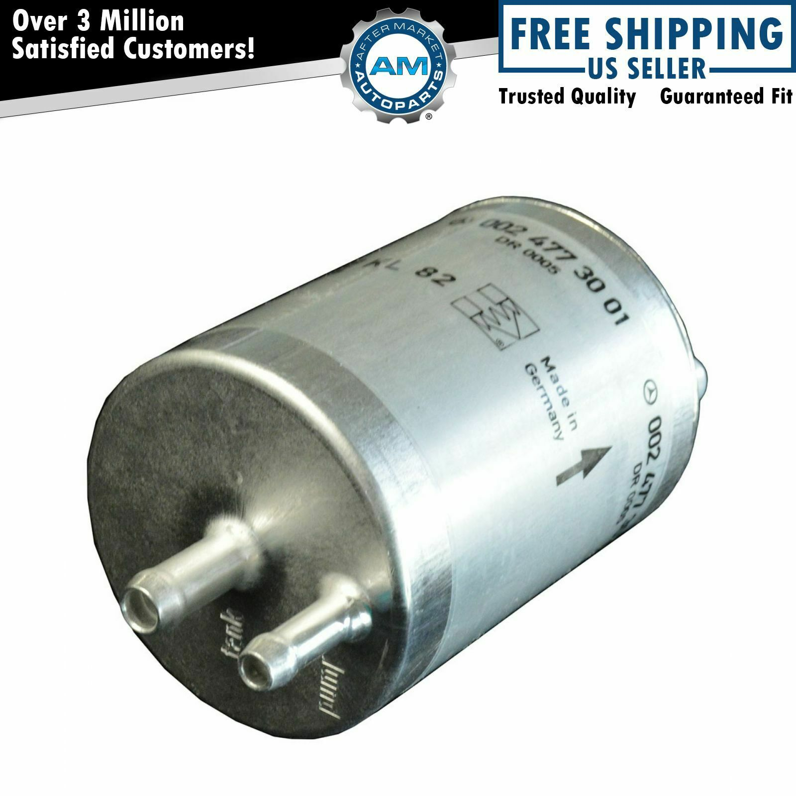 Mercedes Benz Fuel Filter For C230 C280 Cl600 Clk500 S430 Slk230 2000 Ml320 Sl500 1 Of 5only 4 Available