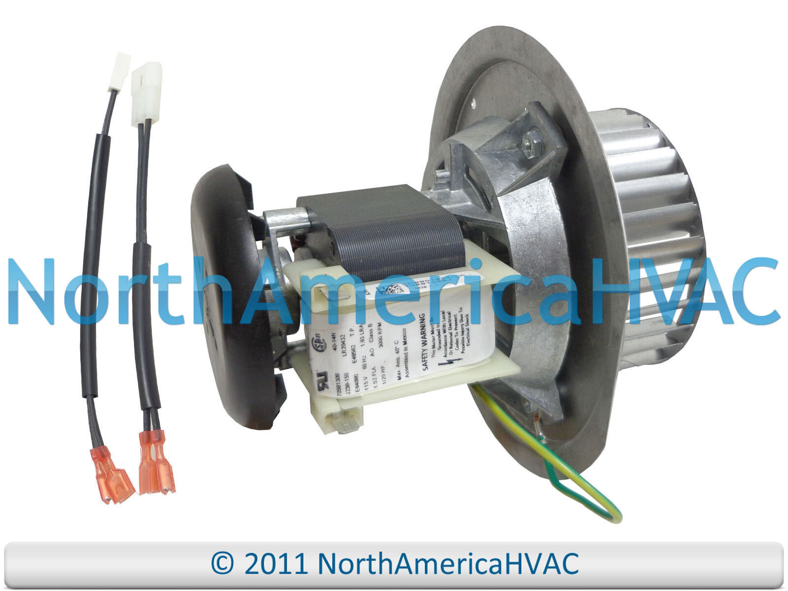 Carrier Bryant Payne Furnace Exhaust Inducer Motor Assembly Electric Wiring Diagrams For Hc23uz120 Hc23uz120a 1 Of See More