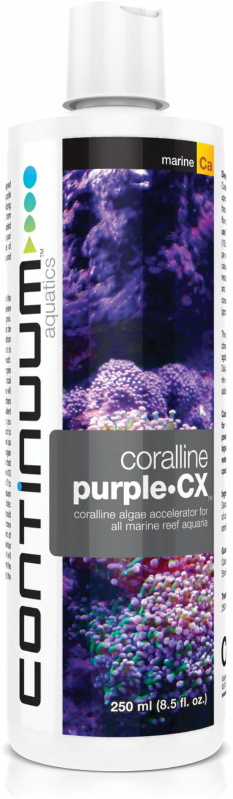 CORALINE ALGAE ACCELERATOR FOR REEF AQUARIA 500ml (High Quality and great value)