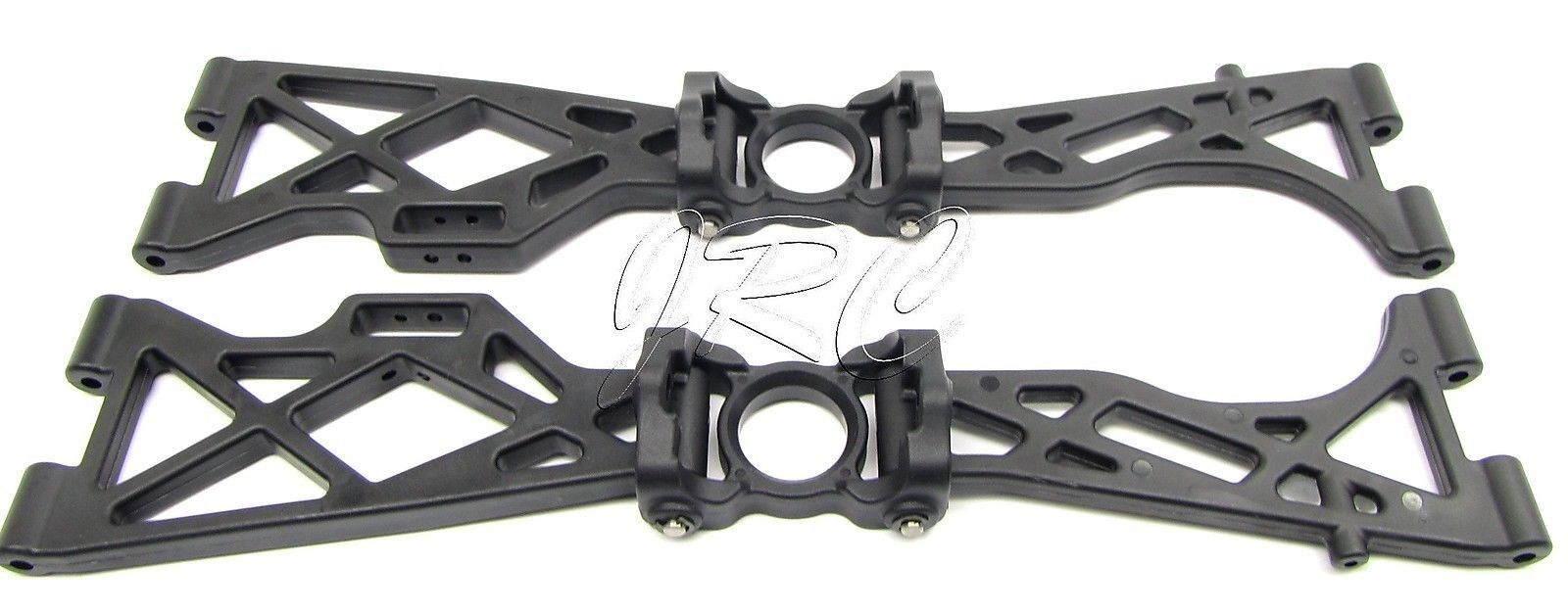 electric losi xxl 2 front a arms hubs carrier pivot pins. Black Bedroom Furniture Sets. Home Design Ideas