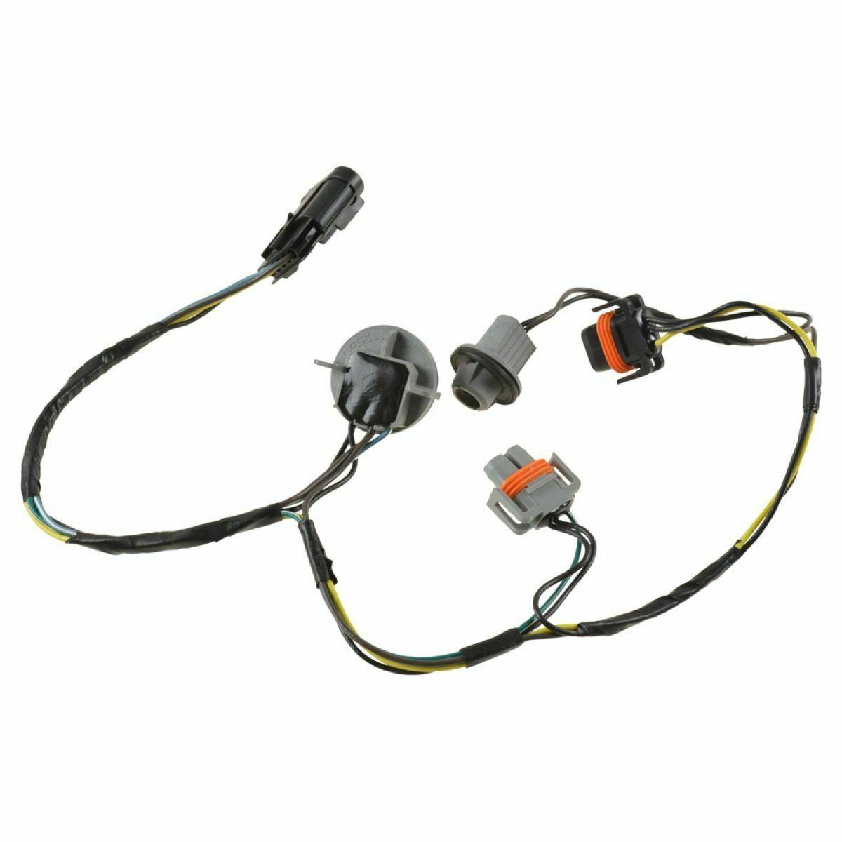 Chevy Oem Wiring Harness Largest Diagram Database Jeep 15930264 Headlight Lh Or Rh Side For 08 12 Picclick Com Tekonsha Engine