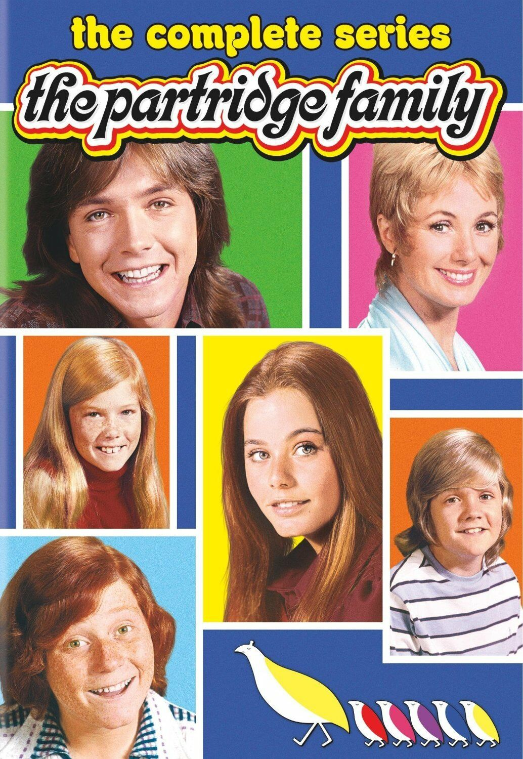 The Partridge Family #3 - Keith, The Hero (Michael Avallone - 1970) (ID:19171)