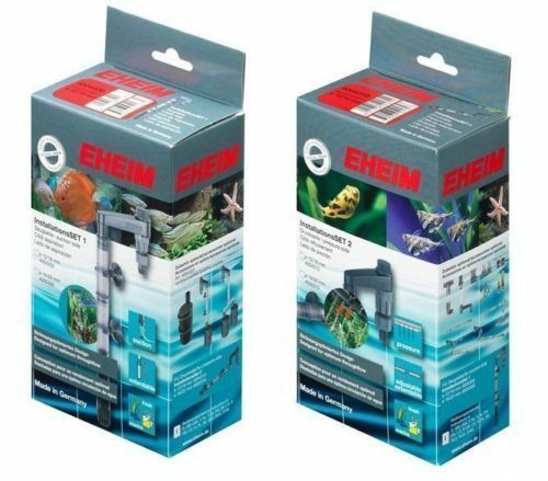 Eheim  External Fish Tank Filter Installation  Sets 1 & 2 12/16,16/22