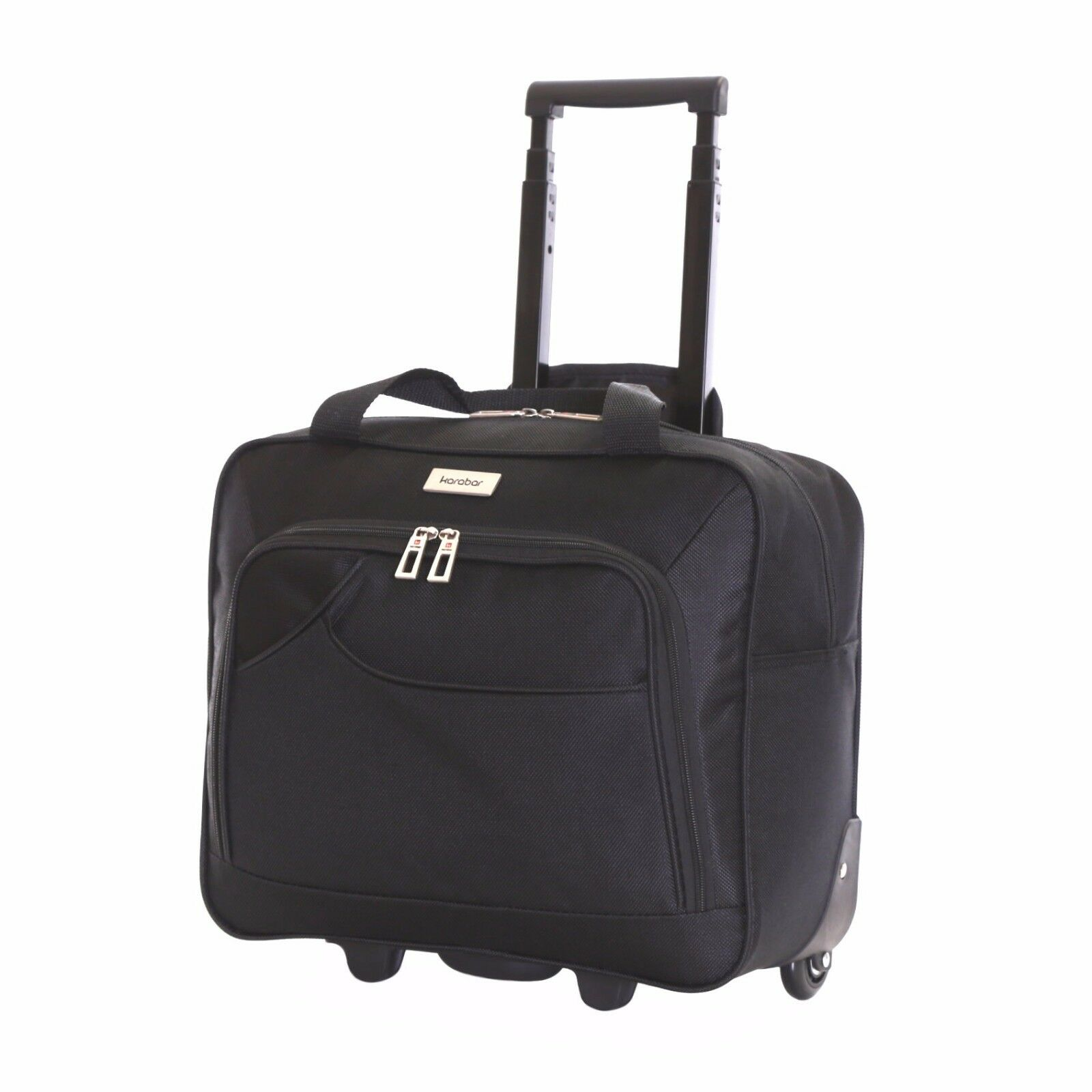 Wheeled ryanair cabin laptop computer travel suitcase for Laptop cabin bag