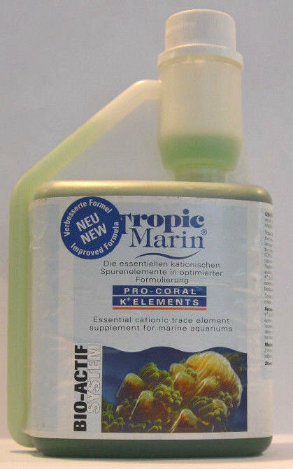 Tropic Marin Pro-Coral K+ Elements 1000ml Trace Elements