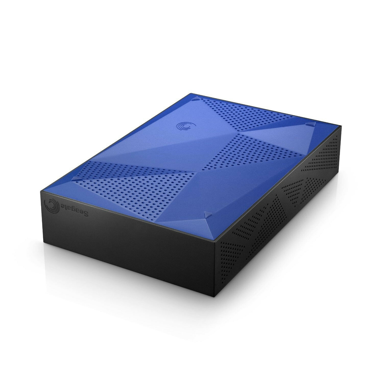 how to open seagate desktop backup drive