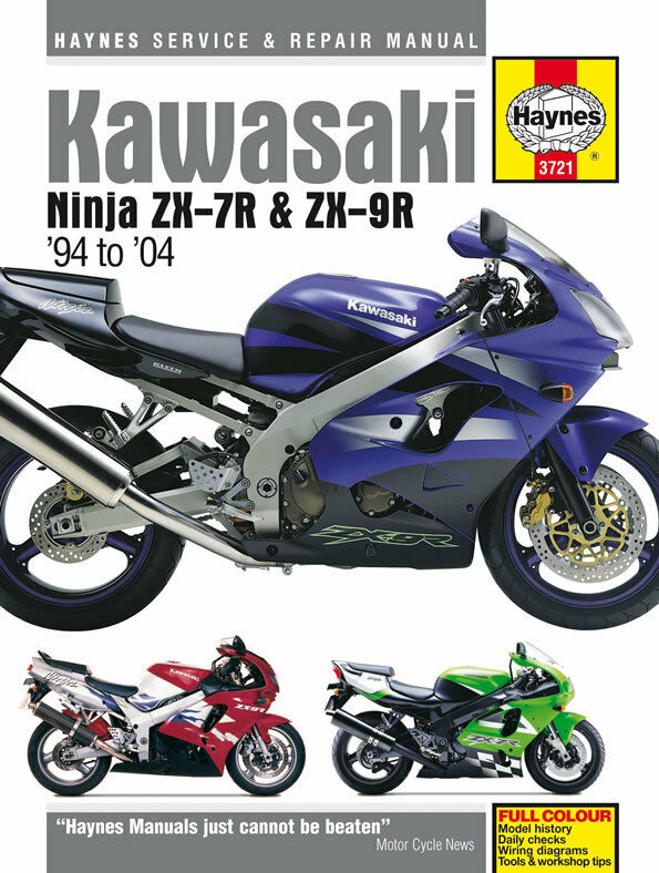 Kawasaki ninja zx7 zx7r zx9 zx9r haynes repair manual 3721 2395 kawasaki ninja zx7 zx7r zx9 zx9r haynes repair manual 3721 1 of 3only 4 available asfbconference2016 Image collections