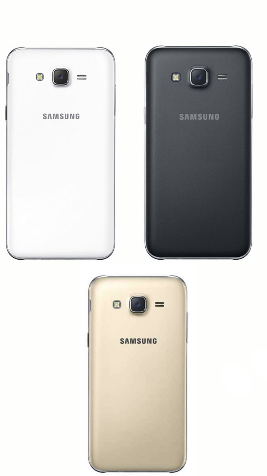 For Samsung Galaxy J5 Sm J500 Back Door Battery Cover Housing Case 1 Of 1free Shipping