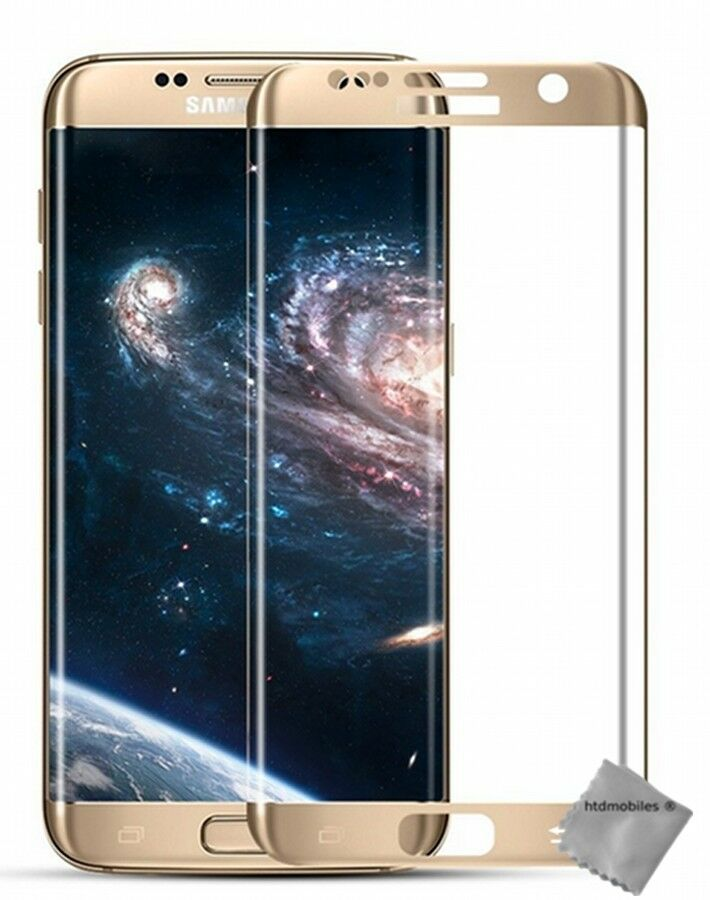 film protection verre trempe incurve integral samsung g935 galaxy s7 edge or eur 11 78. Black Bedroom Furniture Sets. Home Design Ideas