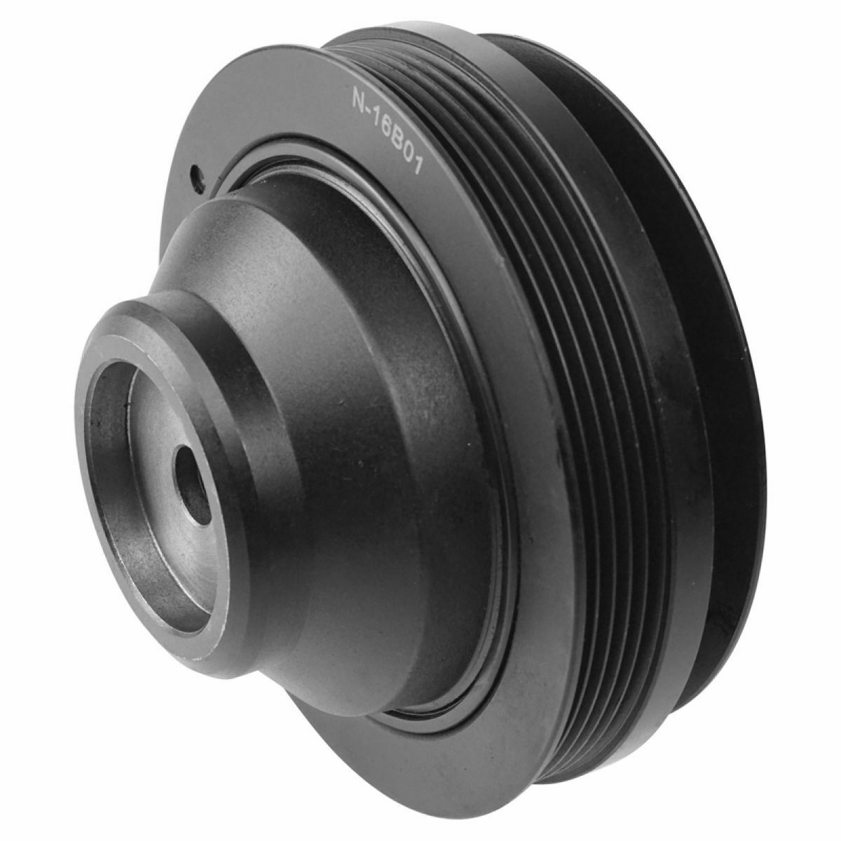 Harmonic Balancer Belt Drive Pulley For Mitsubishi Montero Sport 1992 Honda Prelude 1 Of 5only 5 Available