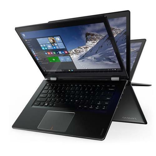 "Lenovo Flex 4 14"" Full HD Touchscreen Notebook Computer - Refurbished by Lenovo"