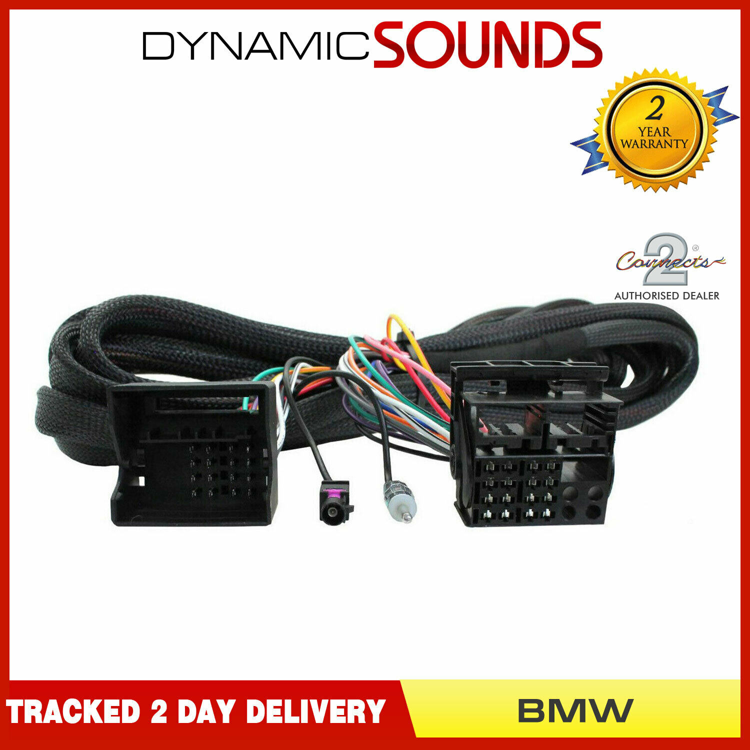 Bmw Car Wiring Harness Data Diagrams Pins Ct20bm06 Stereo Radio Iso Adaptor For E46 Connectors