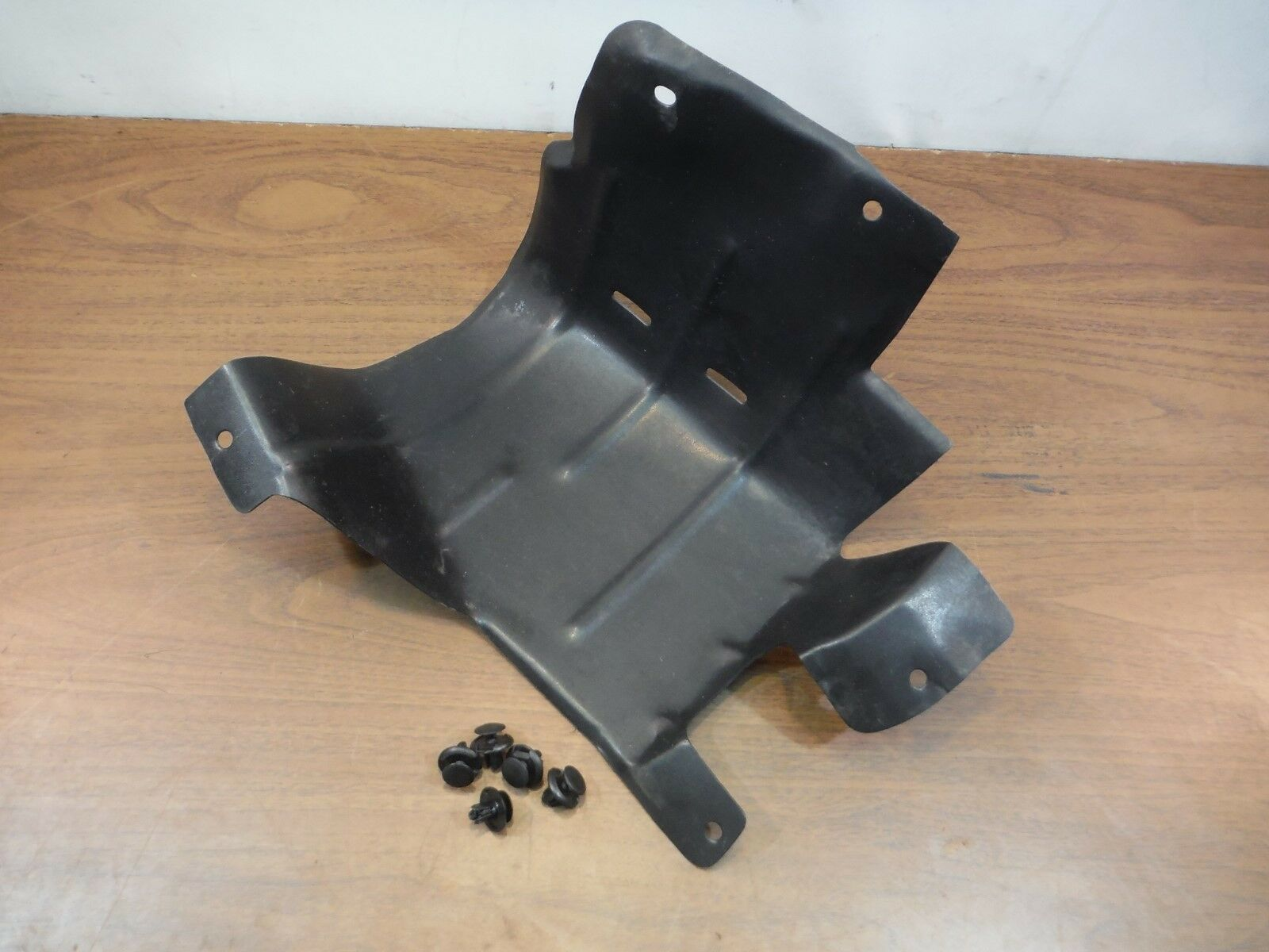 Miatamecca Used Fuel Filter Cover Shield 90 97 Mazda Miata Mx5 2006 Chevy Colorado Replacement 1 Of 4only 3 Available