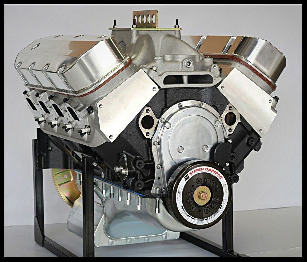 Chevy bbc 632 stage 105 base engine afr heads merlin iv block 915 1 of 10 see more malvernweather Choice Image