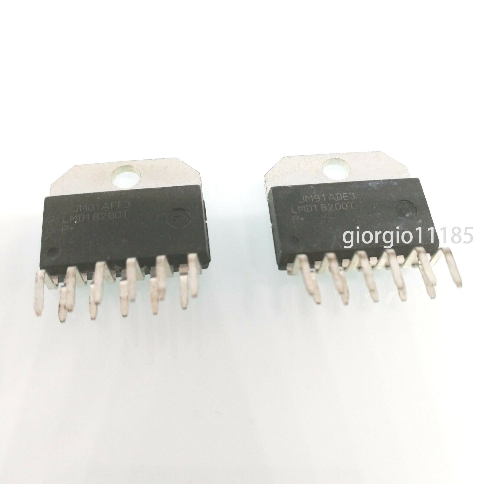 Us Stock 2pcs Lmd18200t 3a 55v H Bridge Zip 11 Stepper Motor Driver Photos Of Circuit Power 1 4free Shipping See More
