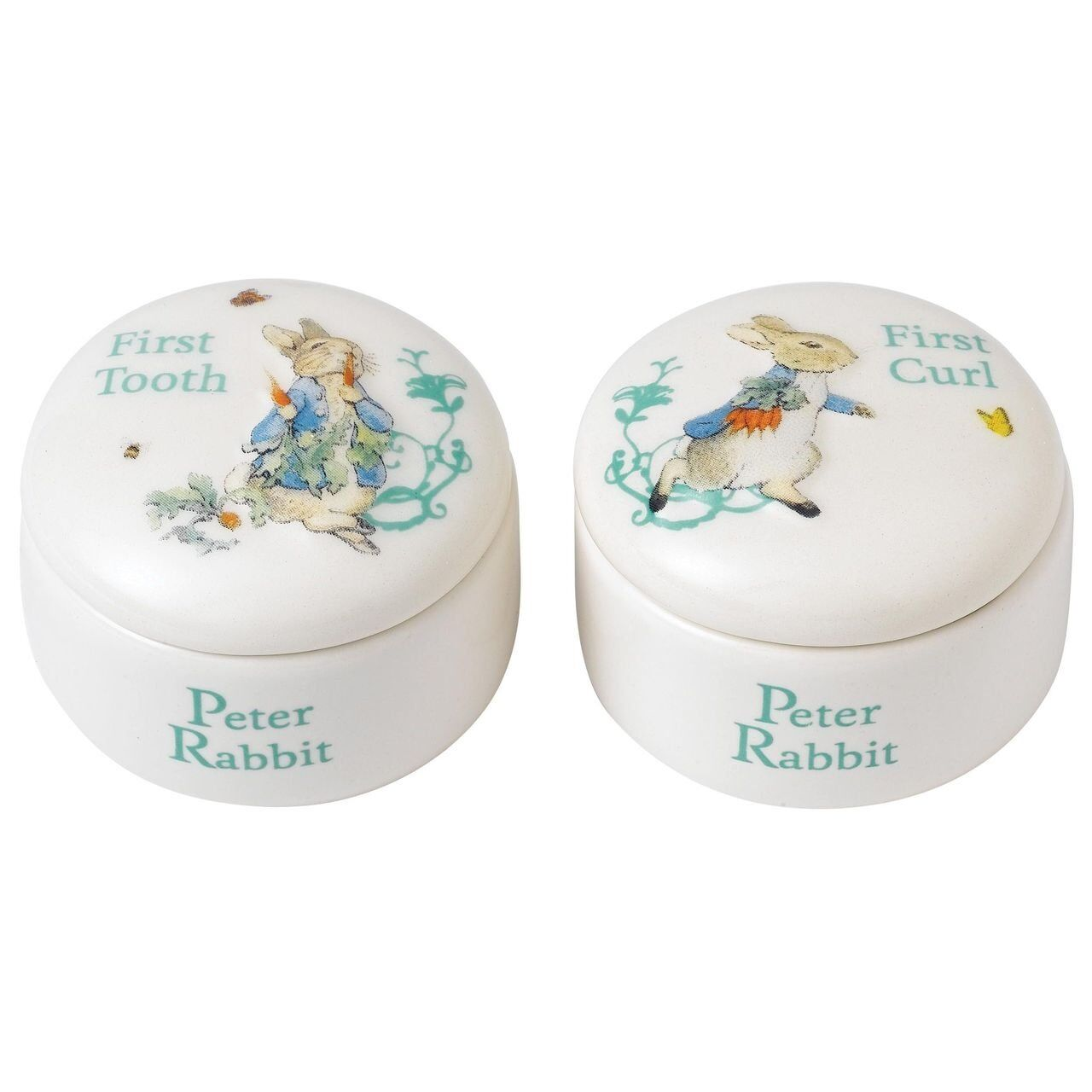 Beatrix Potter Baby Gifts Australia : Beatrix potter peter rabbit tooth curl box baby