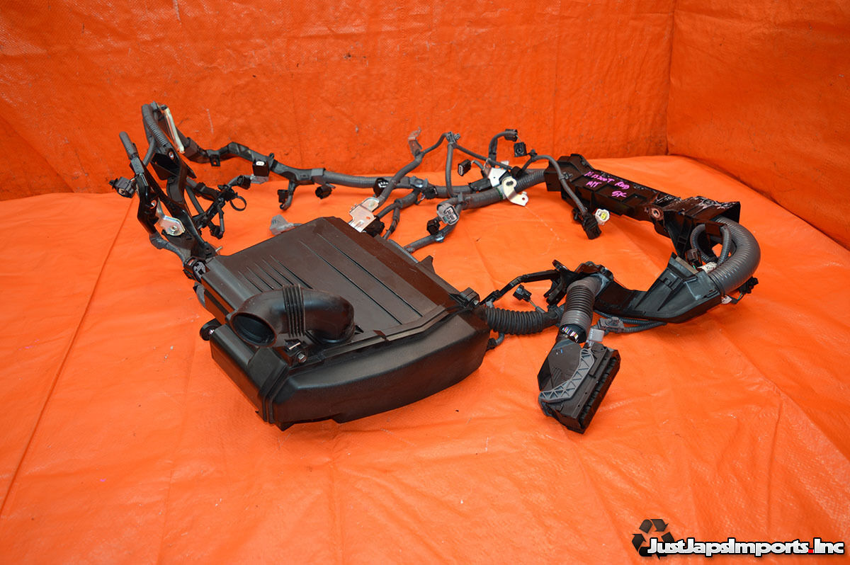 16 17 Lexus Is200t Fsport Oem 20l Turbo Engine Wire Harness 1 Of 5only Available See More