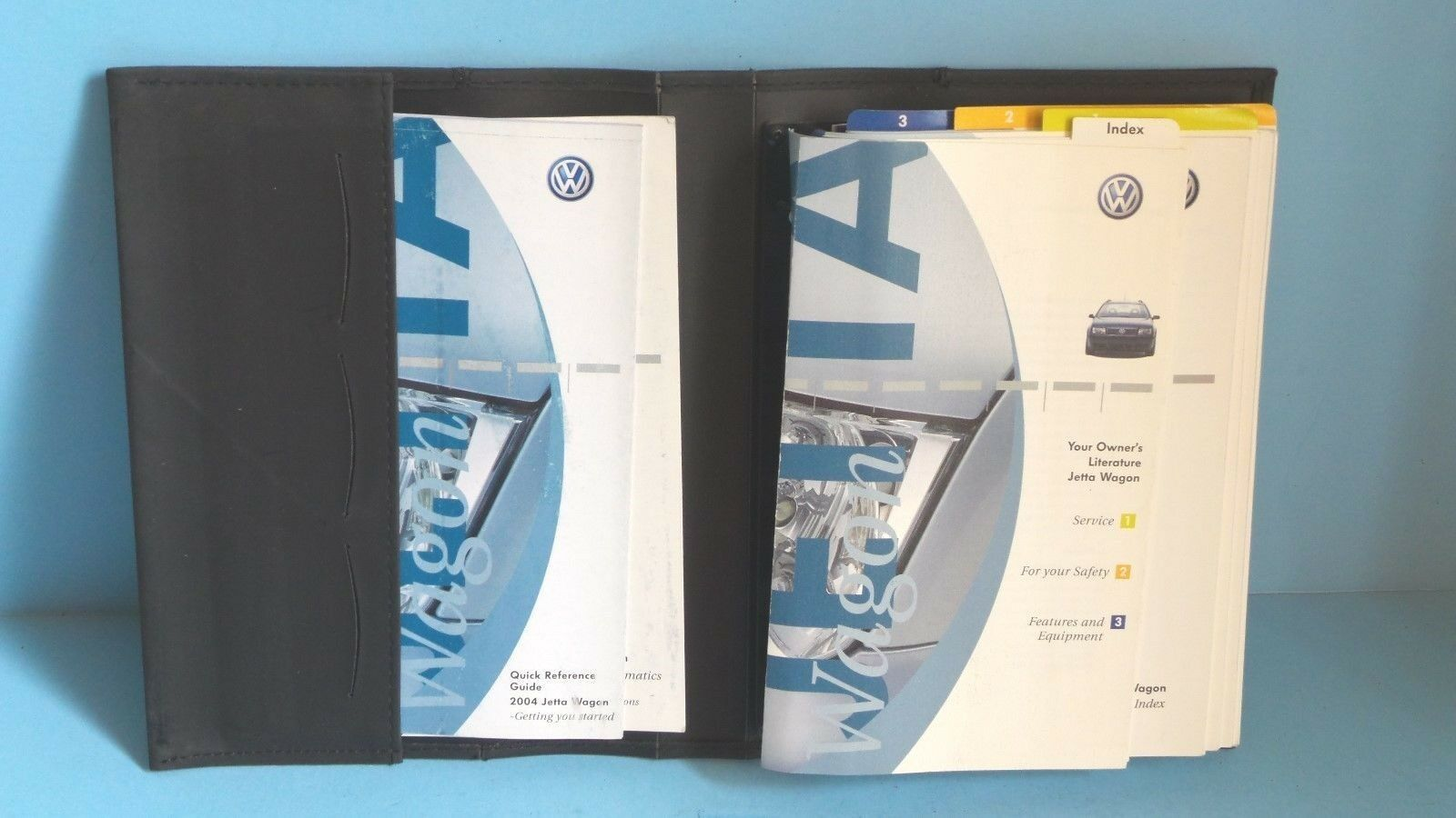 04 2004 VW Jetta Wagon owners manual 1 of 1Only 1 available See More