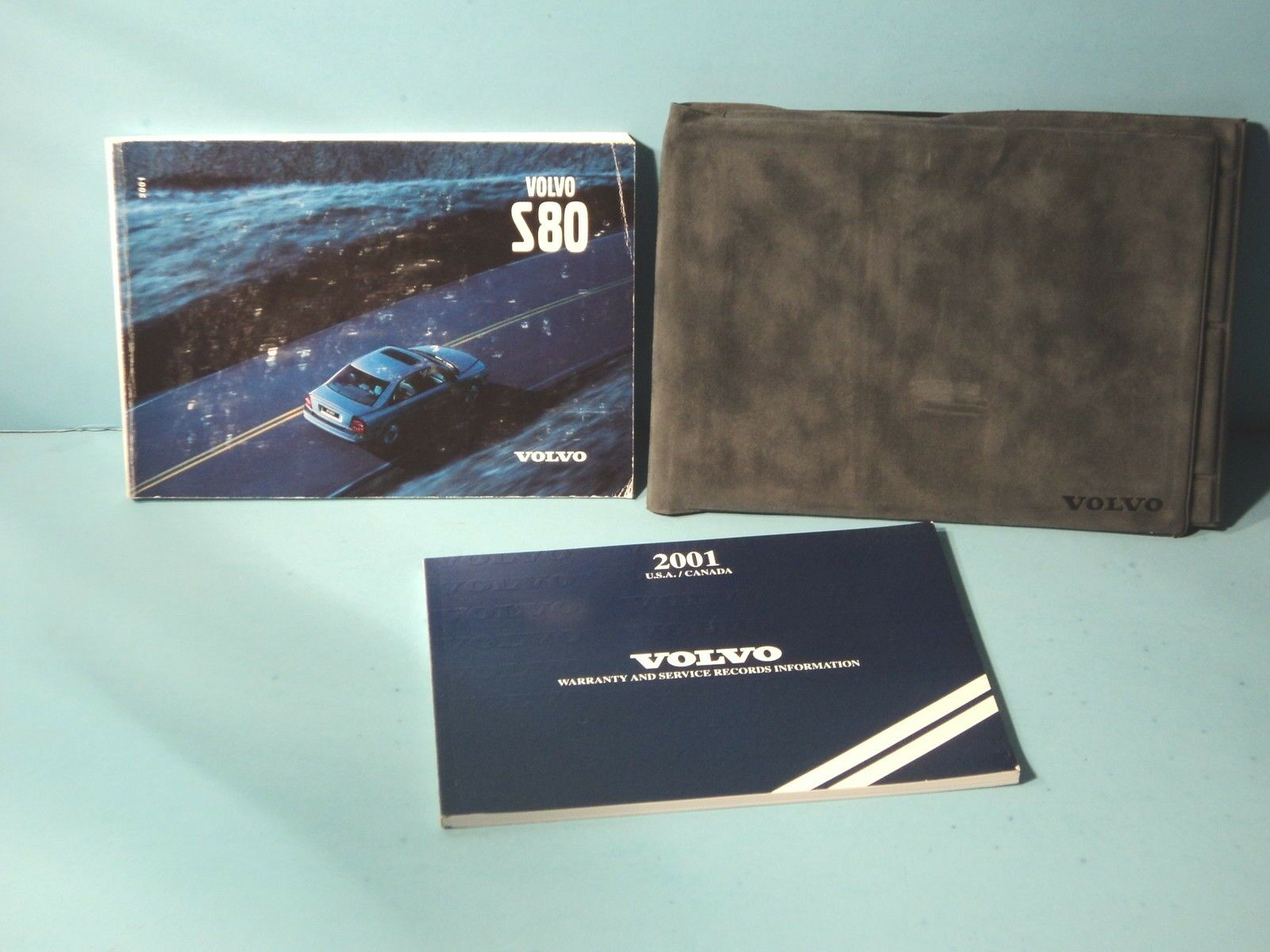 01 2001 Volvo S80 owners manual 1 of 1FREE Shipping See More