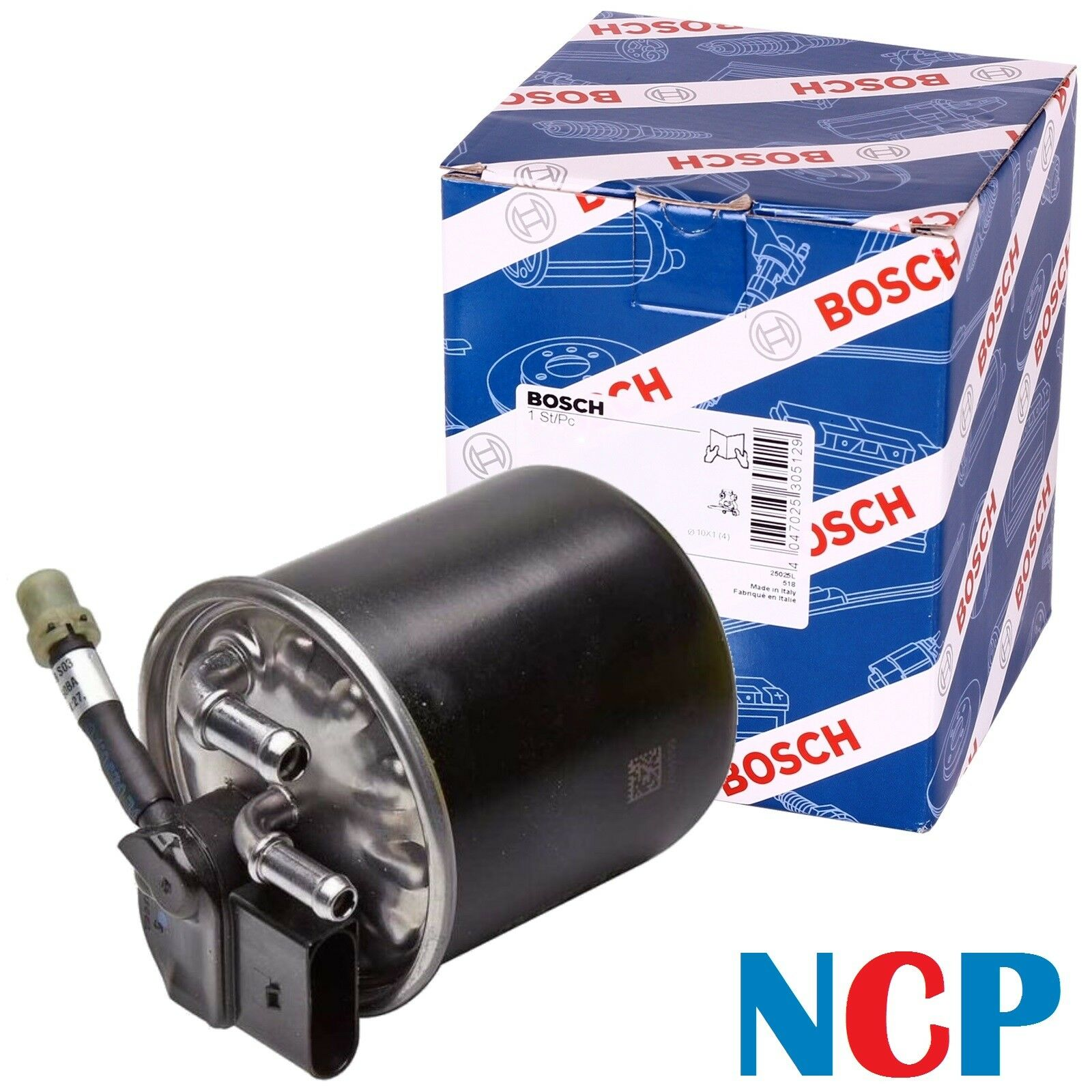 Mercedes E C G Ml S Class Fuel Filter With Sensor Oe Part 6510901652 2000 Ml320 1 Of 1free Shipping