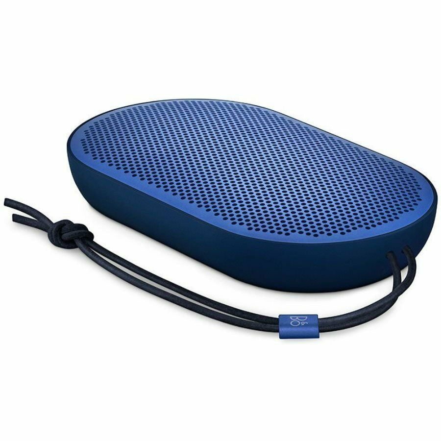 b o play by bang olufsen beoplay p2 blue bluetooth. Black Bedroom Furniture Sets. Home Design Ideas