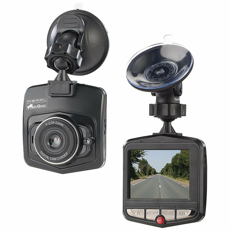 navgear vga dashcam mit bewegungserkennung und 6 1 cm farb. Black Bedroom Furniture Sets. Home Design Ideas